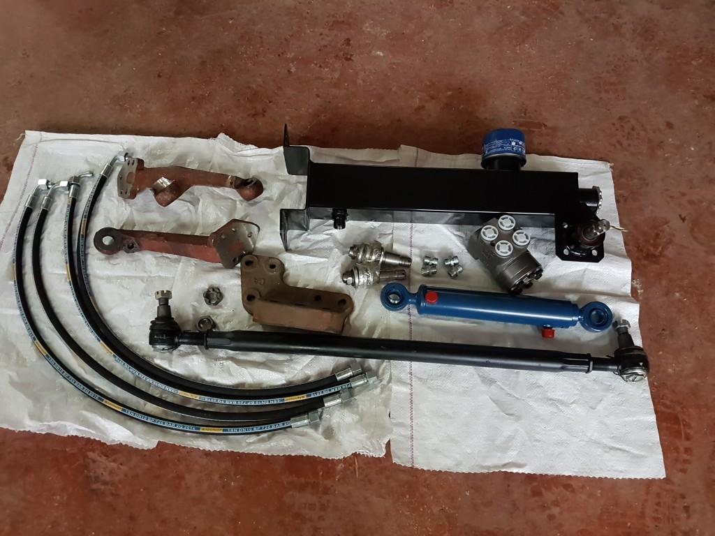 Насос-дозатор (гидроруль) PRVA PETOLETKA-160