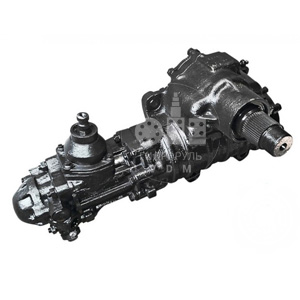 Гидроусилитель (ГУР) КамАЗ-5320, 5320-3400020 (Реставрация)